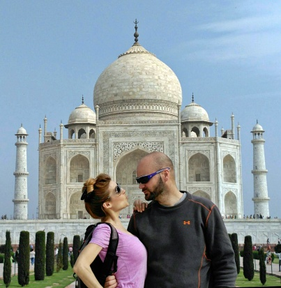 INDIA - THAD MAHAL