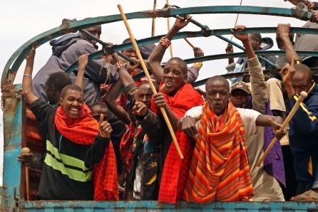 TRABAJADORES - KENIA