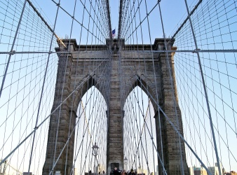 PUENTE DE BROOKLYN - NEW YORK