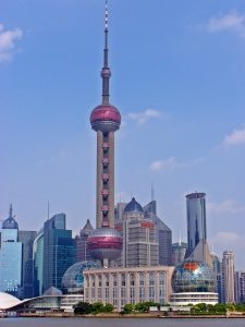 LA PERLA DE ORIENTE - SHANGHAI (CHINA)
