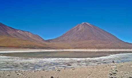 LAGUNA VERDE - SALAR DE UYUNI (BOLIVIA)