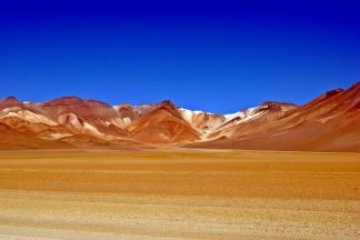 MONTAÑA DALÍ - BOLIVIA