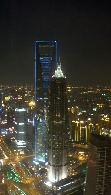 SHANGHAI WORLD FINANCIAL CENTER - CHINA