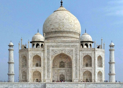 TAJ MAHAL - LA INDIA