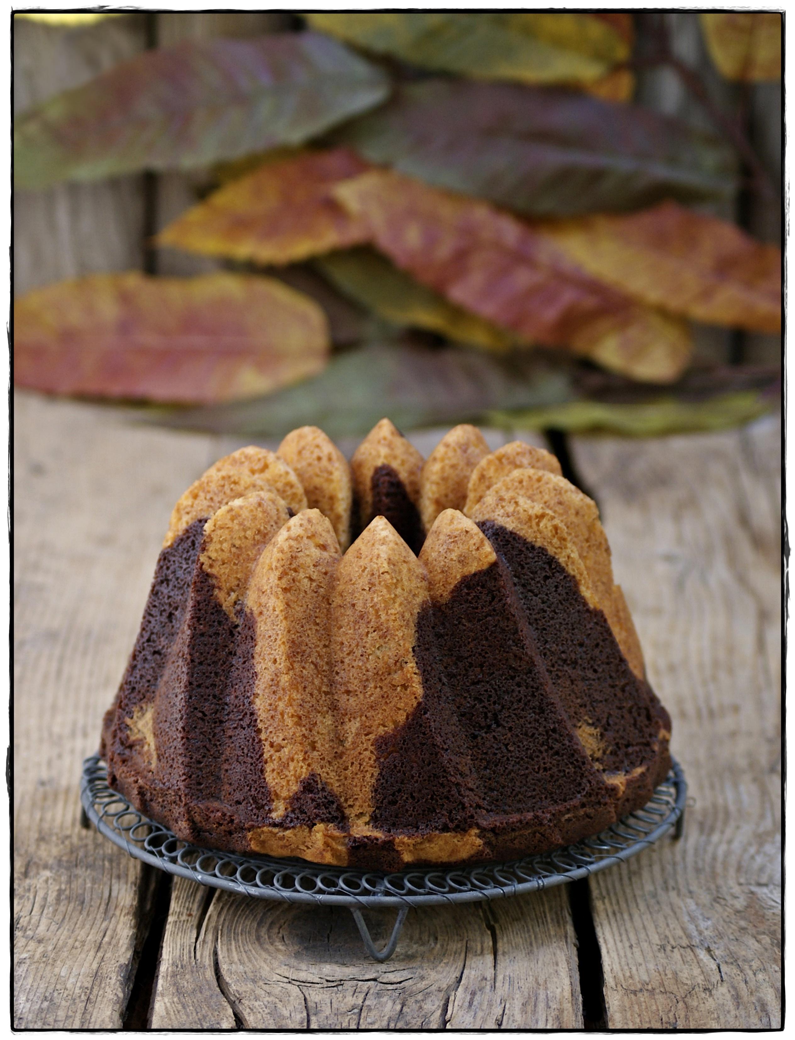 BUDNT CAKE BICOLOR CON NUTELLA 6.JPG