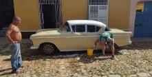 CUBA - CIEN FUEGOS