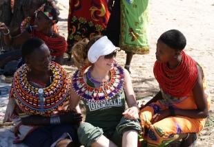 KENIA - POBLADO SAMBURU
