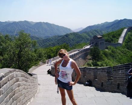 CHINA - LA GRAN MURALLA (BEIJING)