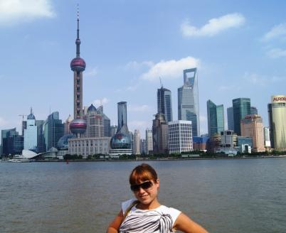 CHINA - DISTRITO PUDONG (SHANGHAI )