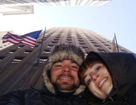 USA - DISTRITO FINANCIERO (NUEVA YORK)