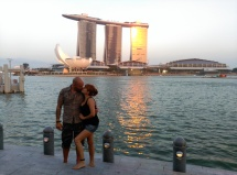 SINGAPUR - MANDALAY BAY