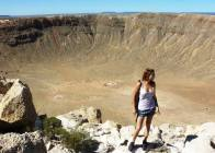 USA - METEOR CRATER BARRINGER (ARIZONA)