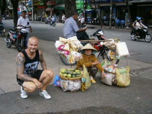 VIETNAM - HO CHI MINH CITY (SAIGON)