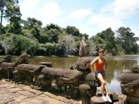 CAMBOYA - TEMPLOS DE ANGKOR