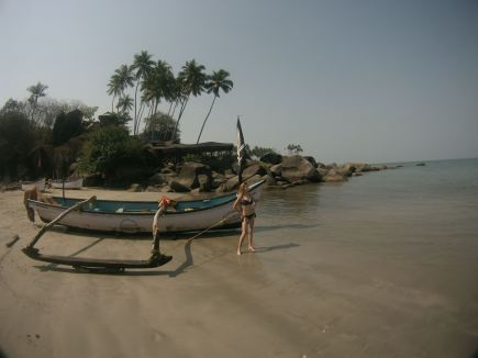 FILIPINAS - PLAYA DE GOA