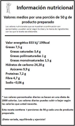 informacion-nutricional-cereales-caseros- blog