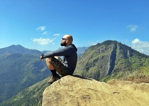 SRI LANKA - LITTLE ADAMS PEAK (FEB.2020)